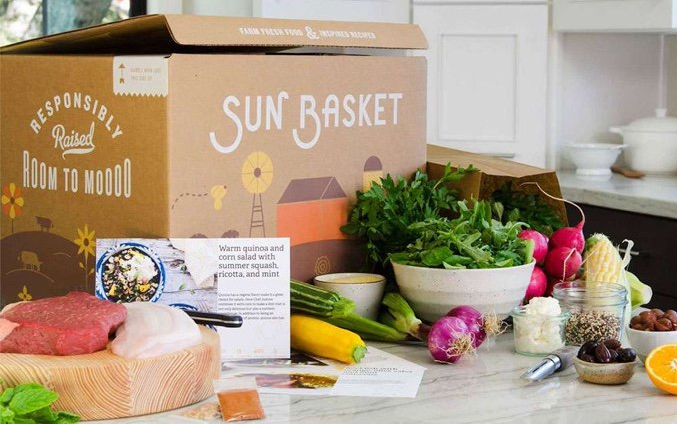 sun basket meal delivery service reviews