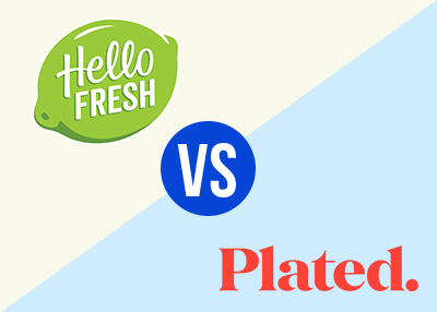 hello fresh and plated meal kit comparisons