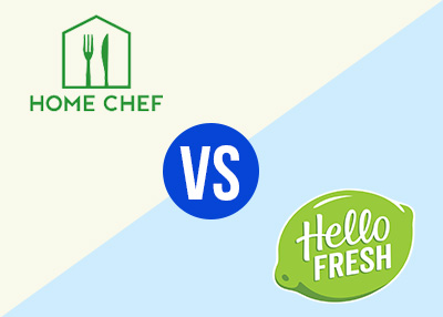 home chef and hello fresh meal kit comparison