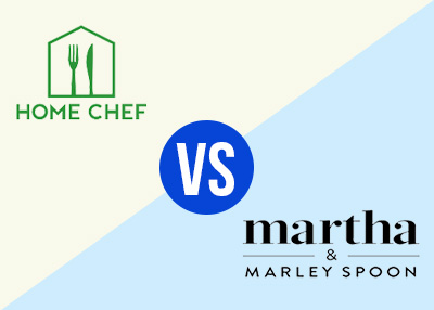 home chef and marley spoon meal kit comparison