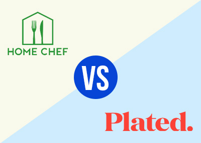 chome chef and plated meal kit comparison