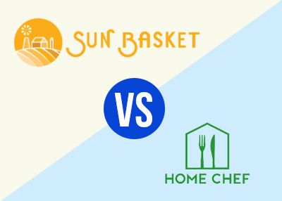 sun basket and home chef