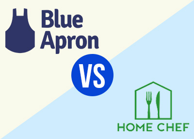 blue apron versus home chef meal delivery