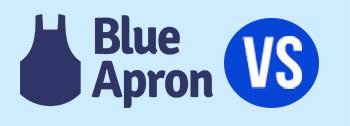 blue apron versus