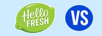 hello Fresh food delivery service