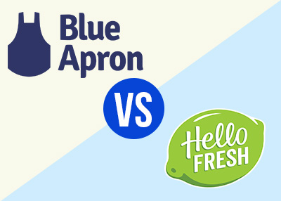 blue apron and hello fresh comparison