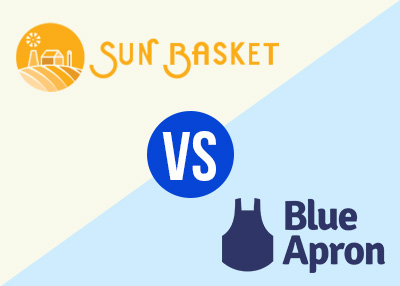 sun basket vs blue apron meal delivery