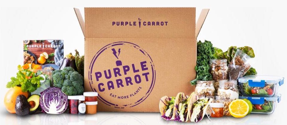 purple carrot food delivery plans